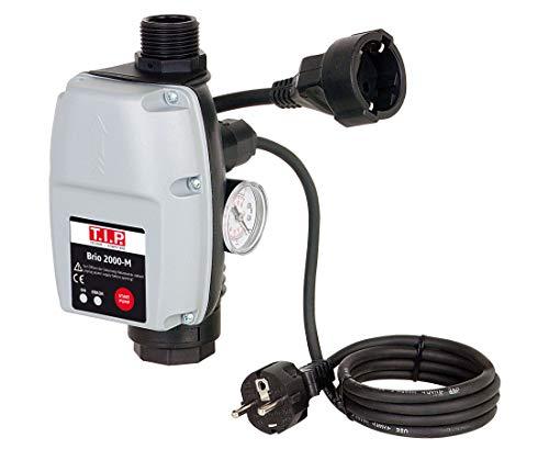 T.I.P. 30241 Elektronische Pumpensteuerung BRIO 2000 M, für alle Tauchdruck-, Tiefbrunnen-, Zisternen- und Gartenpumpen...