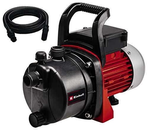 Einhell Gartenpumpe GC-GP 6538 (650 W, 3,6 bar Druck, 3800 L/h Förderleistung, Wassereinfüllschraube,...